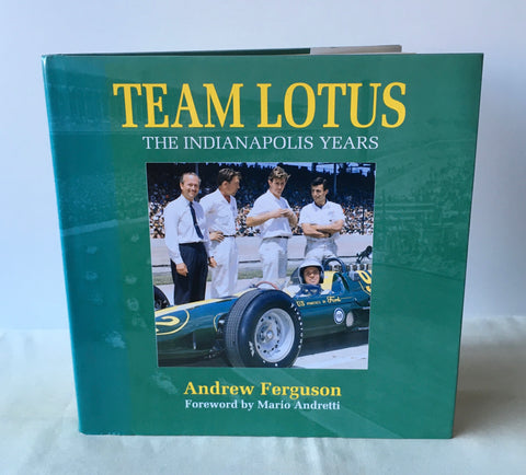 Andrew Ferguson - Team Lotus: The Indianapolis Years - UK 1st DJ 1996