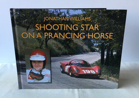 Jonathan Williams - Shooting Star on a Prancing Horse - US 1st 2014