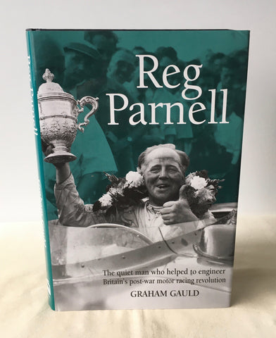 Graham Gauld - Reg Parnell - UK 1st DJ 1996 Post-War Motor Racing