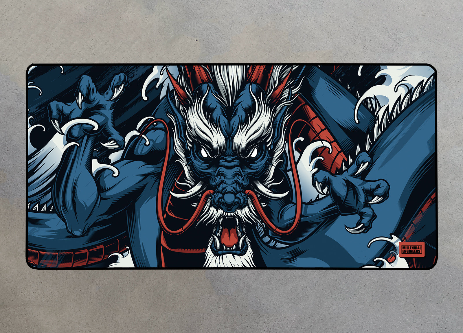 Ryujin Dragon Mousepad