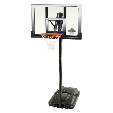 Lifetime Basketballanlage Portland Portable 52 Zoll, 71286