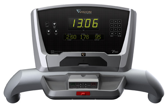 Vision Fitness Laufband TF20 Classic, TF20C13