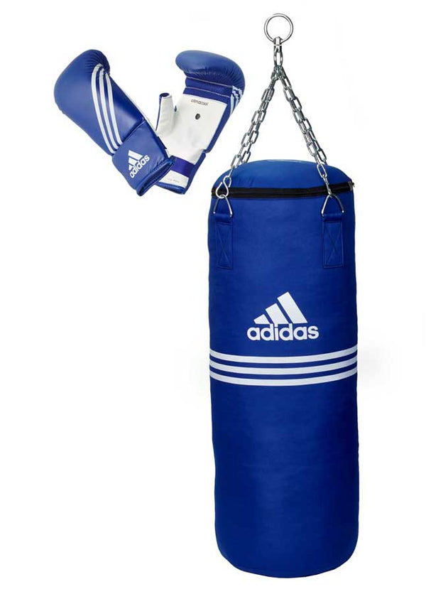 adidas Boxing Set Box-Kit Blue Corner Blau, ADIBAC11SMU