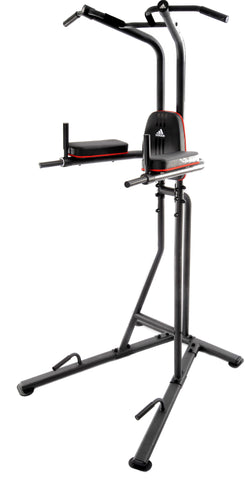 Adidas Trainingsturm Bench Performance Power Tower, black, ADBE-10260
