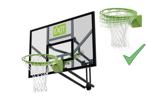 EXIT Basketballanlage Galaxy Dunkring Wall-Mount, 46.01.11.00