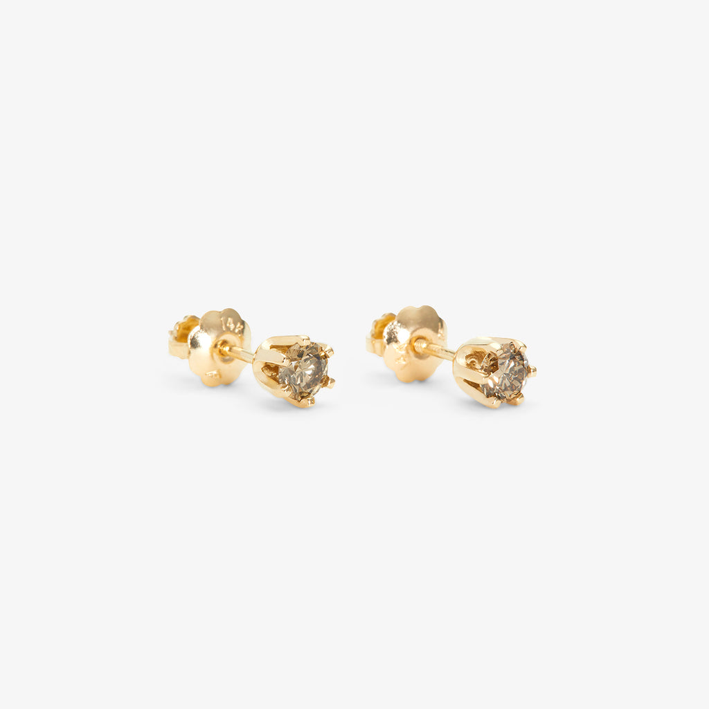 14K Yellow Gold -1