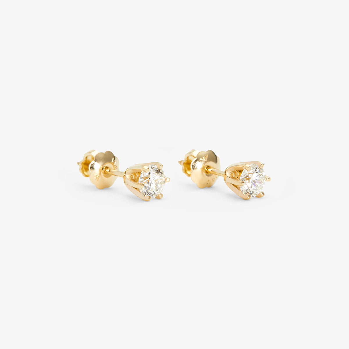 14K Yellow Gold -2