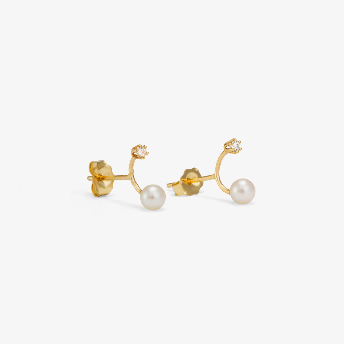 14K Yellow Gold -on -2