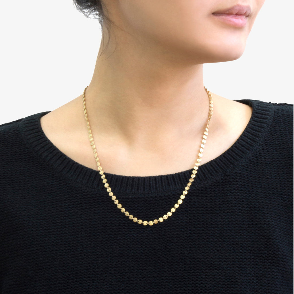 "18K Yellow Gold (20"")"