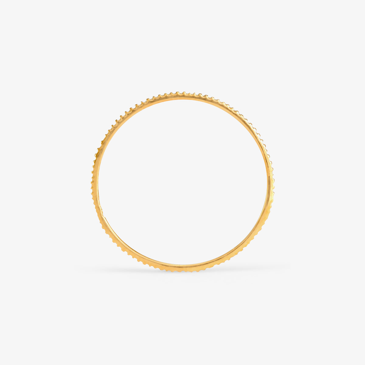 18K Yellow Gold-on