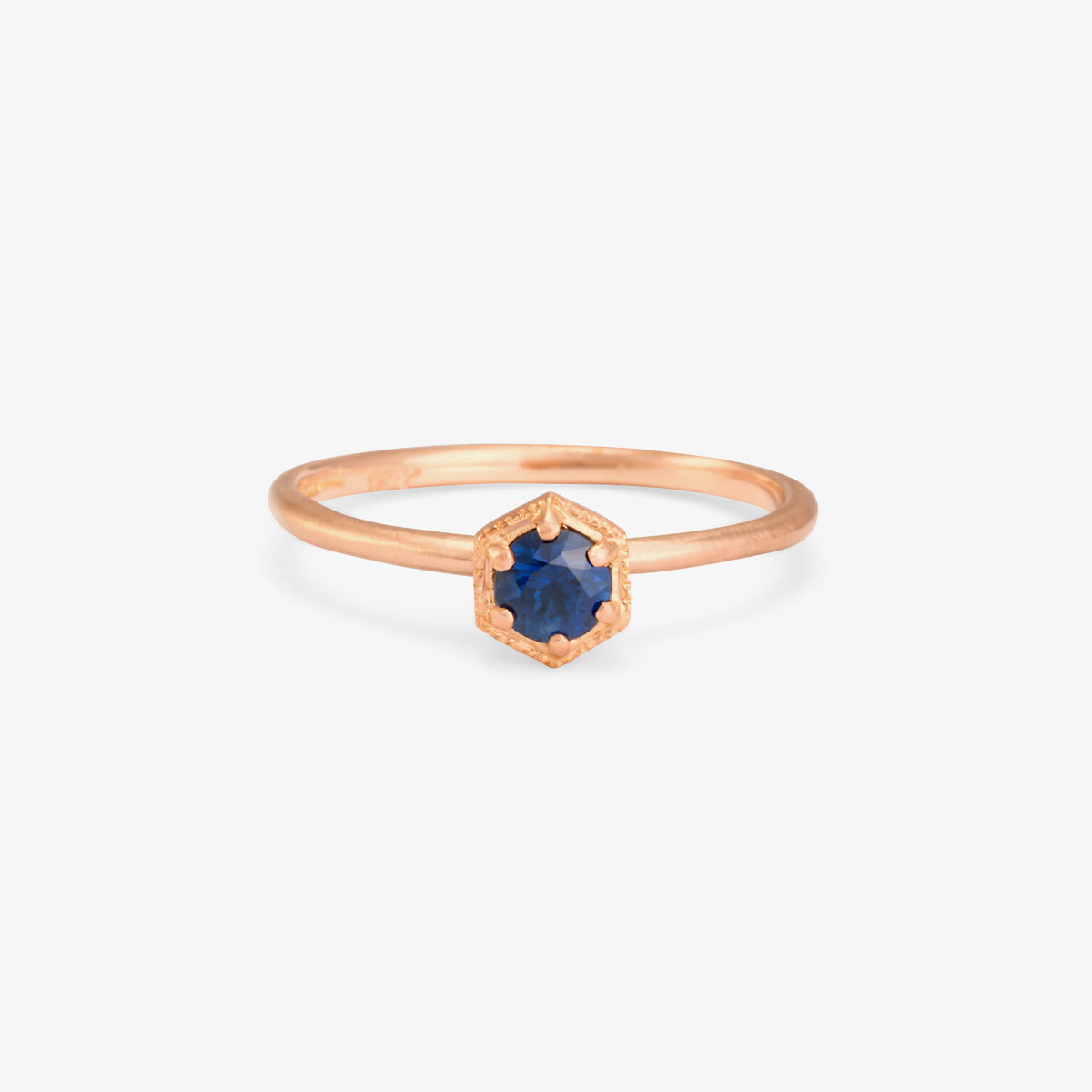 18K Rose Gold(w/o Black Rhodium)