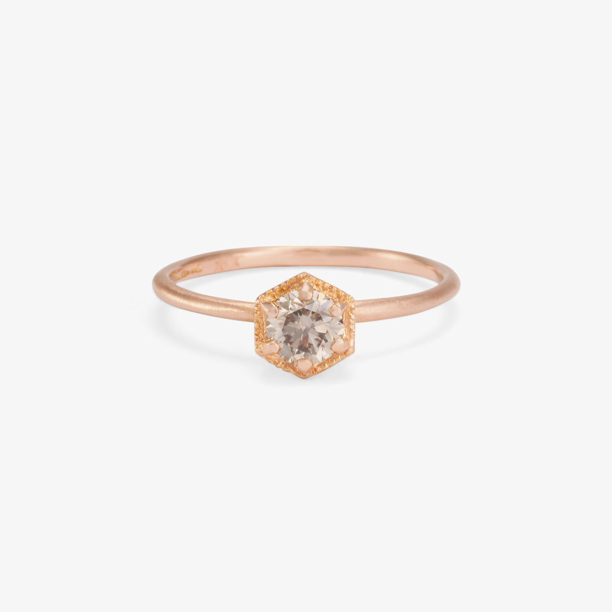 18K Rose Gold (w/o Black Rhodium)