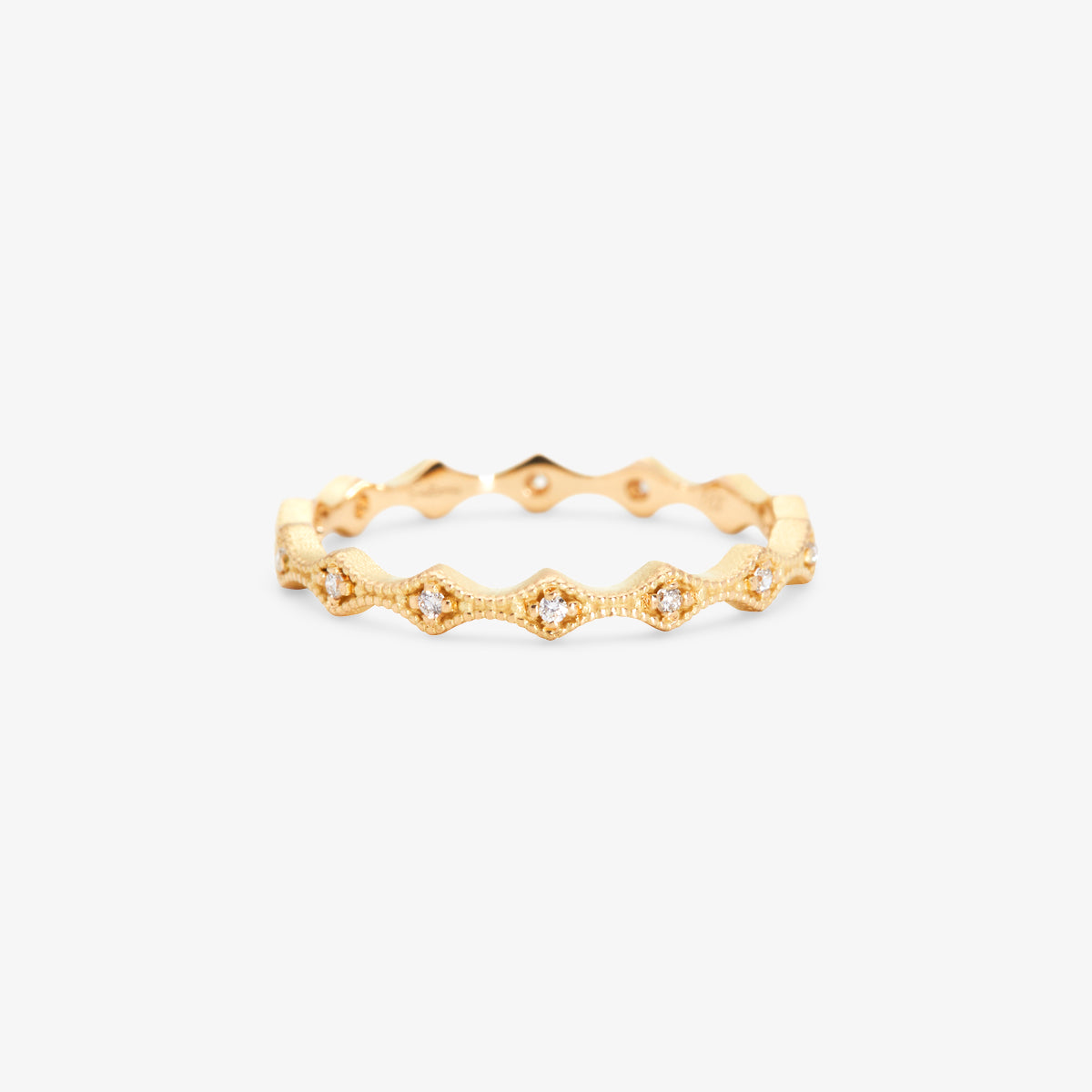 18K Yellow Gold