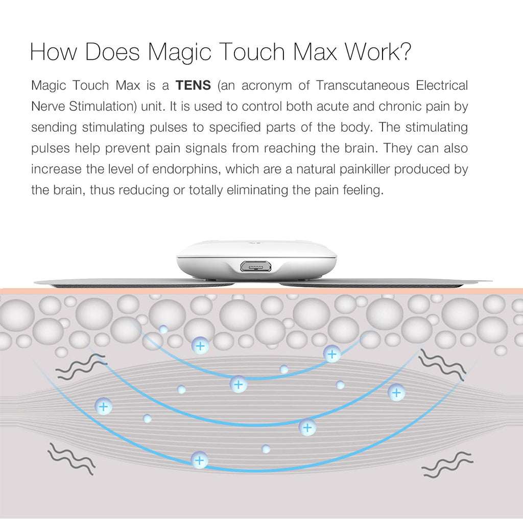 lfwellness Magic Touch Max