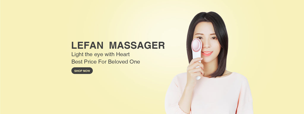 Lfwellness Facial Massager Eye Energizer