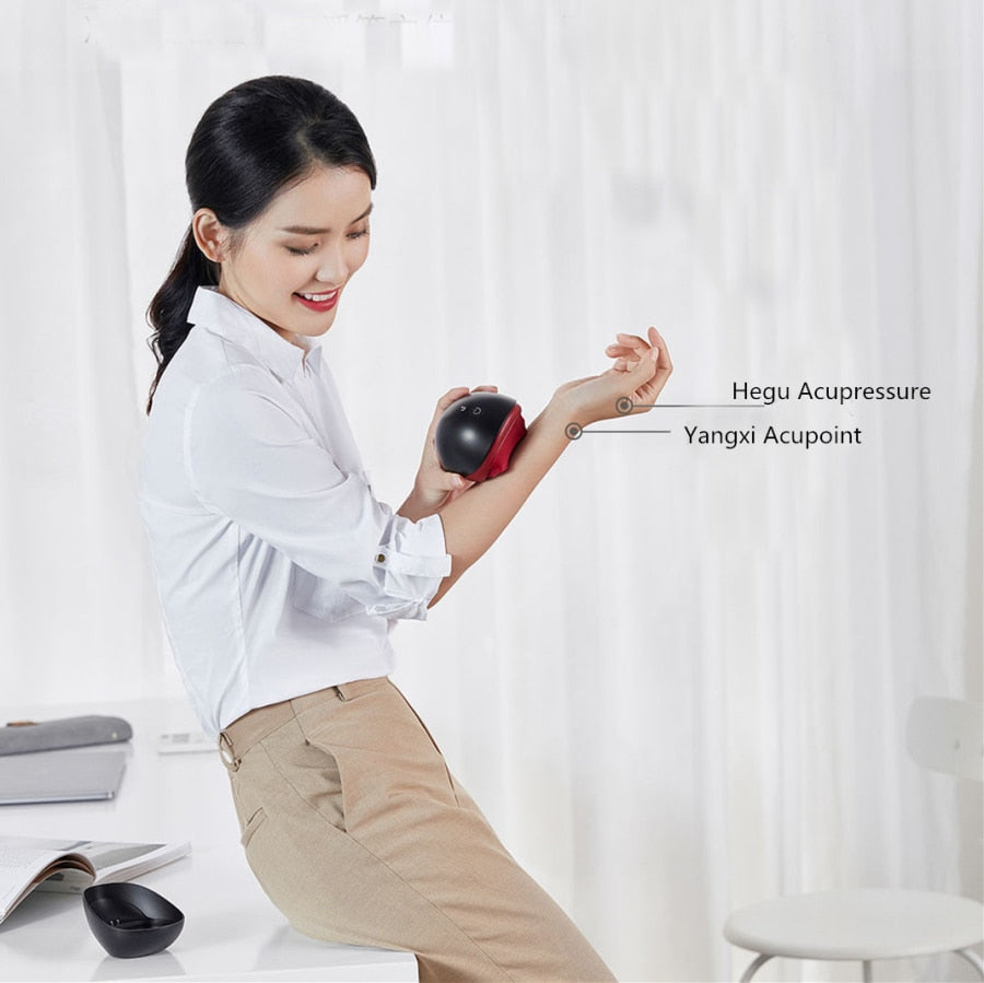 Lfwellness Egg Acupressure Massager