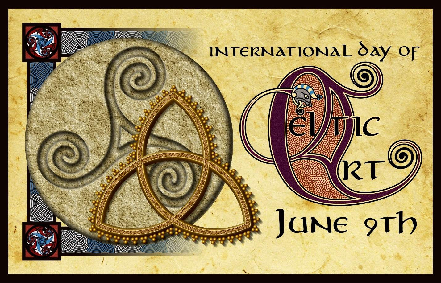 International Day of Celtic Art