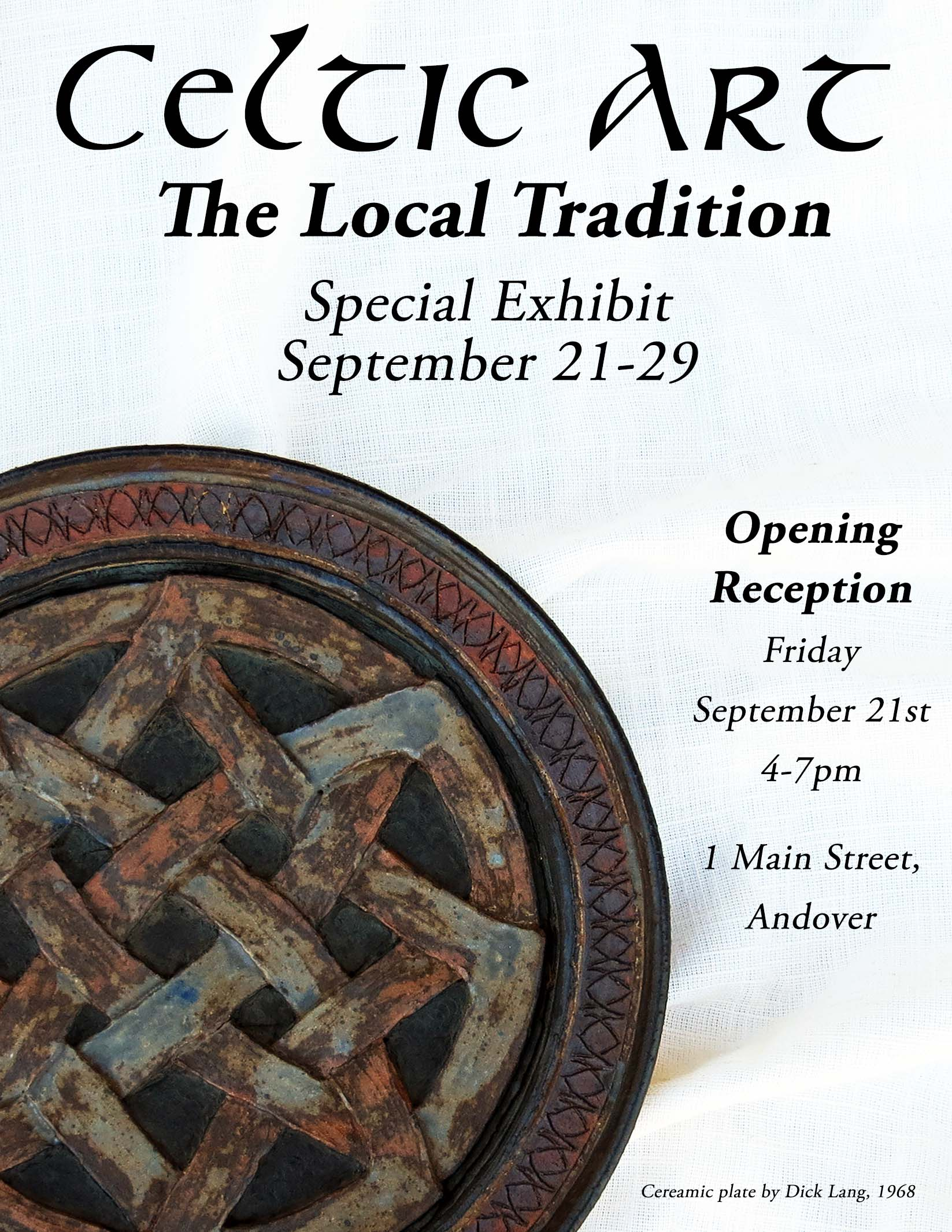 Celtic Art: The Local Tradition