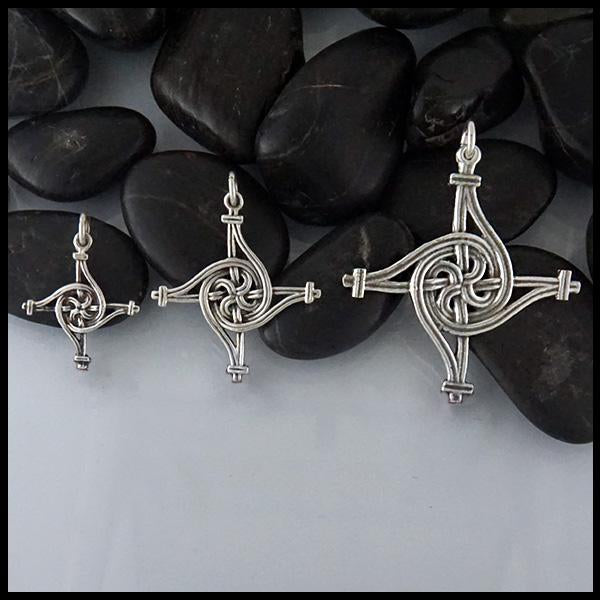 Celebrating St. Brigid's Day with Tradition and Celtic Jewelry from Walker Metalsmiths