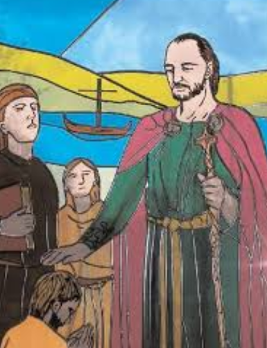 St. Columba's Day Honors the History of Celtic Art on June 9th