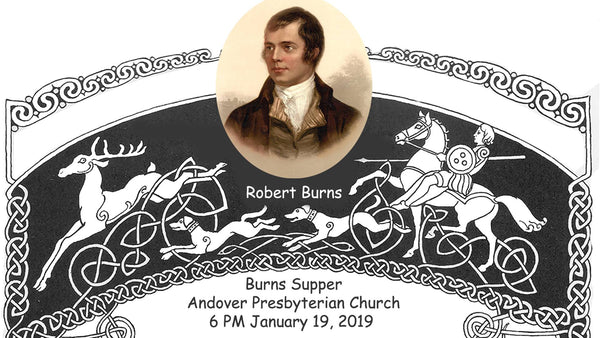 The Traditional Burns Supper in Andover