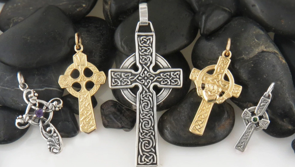 Walker Metalsmith's Custom Designed Jewelry Pieces Reflect the Celtic Symbolism of Easter