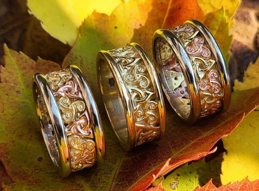 Handcrafted Celtic Jewelry Makes the Perfect Holiday Gift