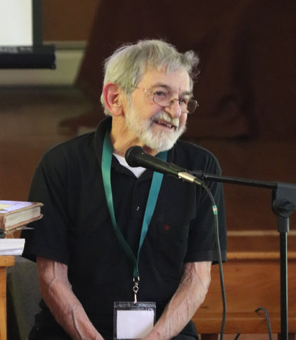 Scotty MacCrea at the Celtic Artists' Conference June 2019
