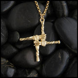 Walker Metalsmiths custom designed St Brigids Celtic Crosses
