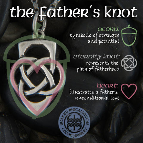 The Father S Knot Walker Metalsmiths