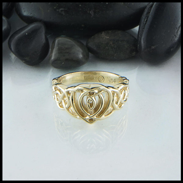 Kathleen's Heart Ring