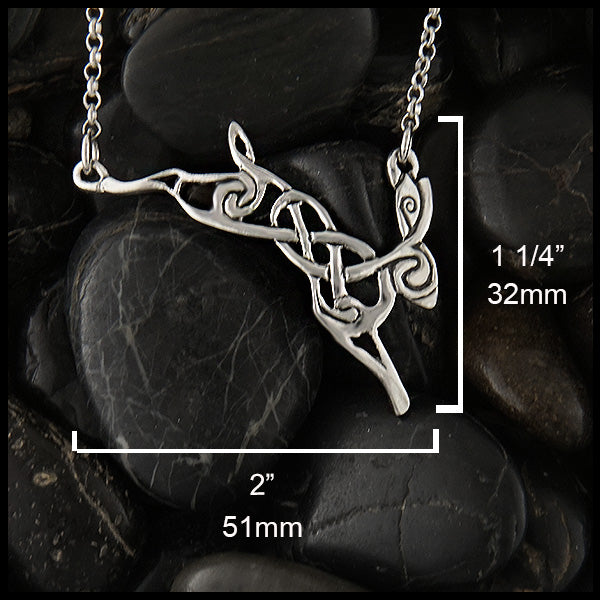 Walker's Celtic Jewelry Celtic Animal Necklace