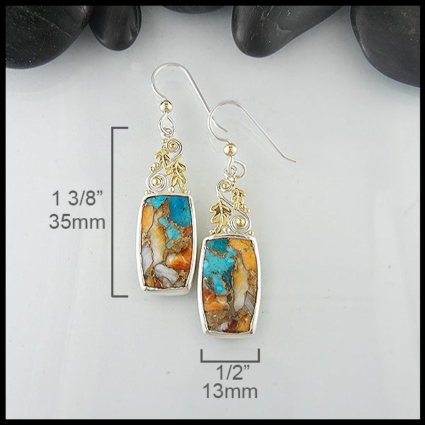 Summer Dream Drop Earrings