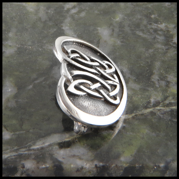 Small Celtic Knot Brooch