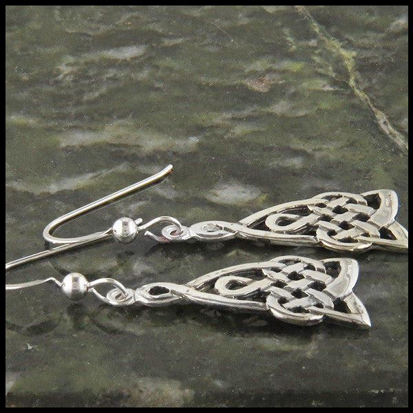 Celtic Mother's Knot Earrings