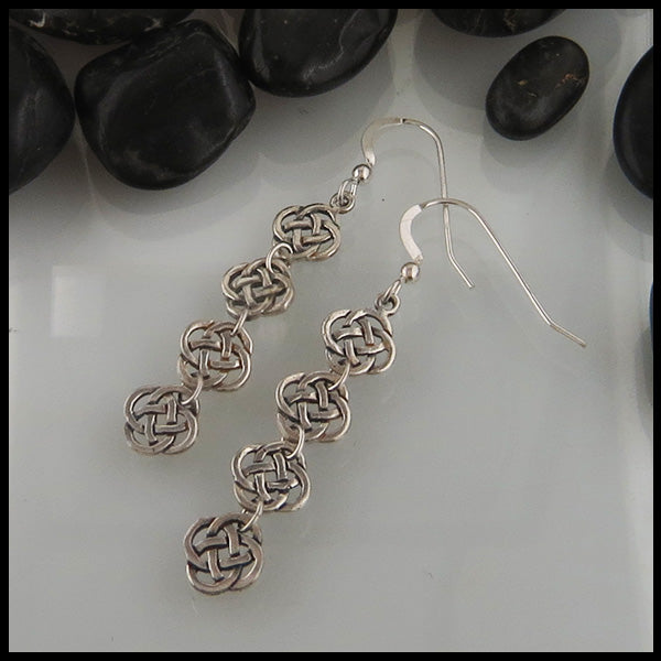 Celtic Love Knot Earrings