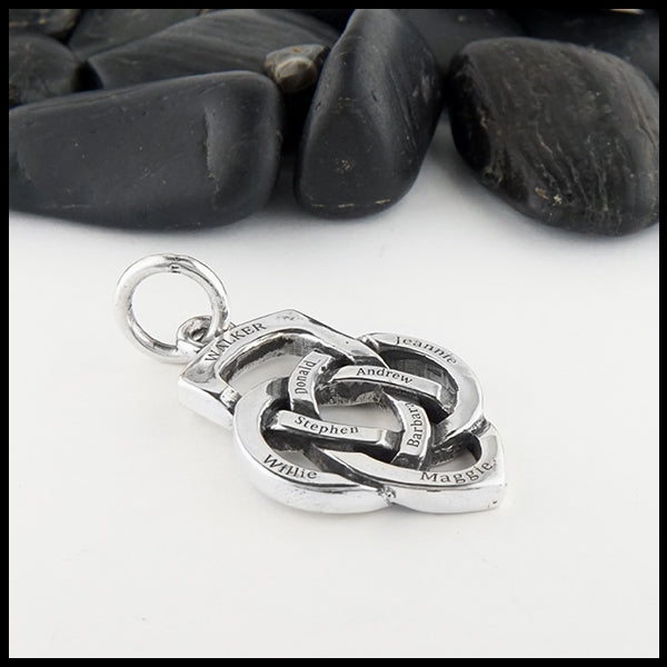 Personalized Father's Knot