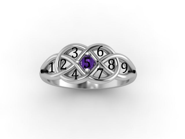Stone Setting Options in Josephine's Mother's Ring