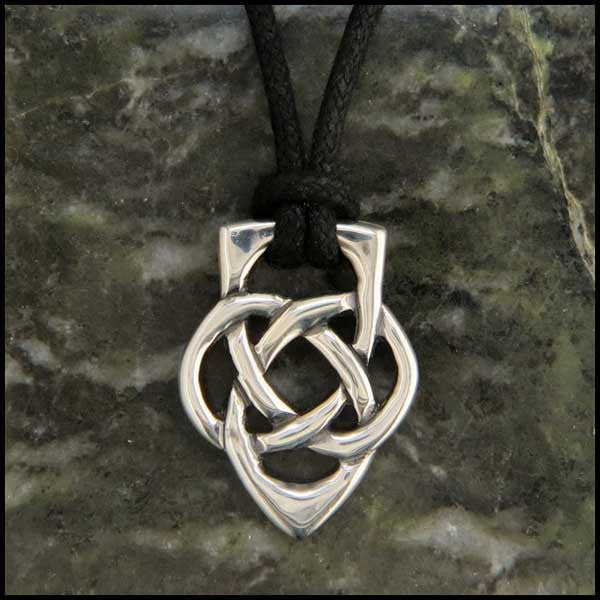 Fathers Knot Mens Set Walker Metalsmiths Celtic Jewelry