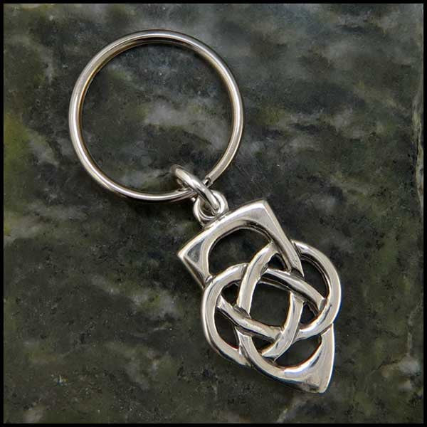 Father's Knot key chain