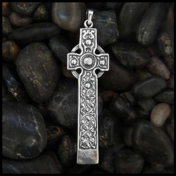 Saint Martins Cross Necklace