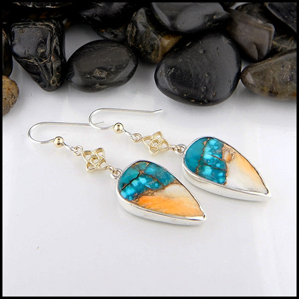 Shoreline Drop Earrings
