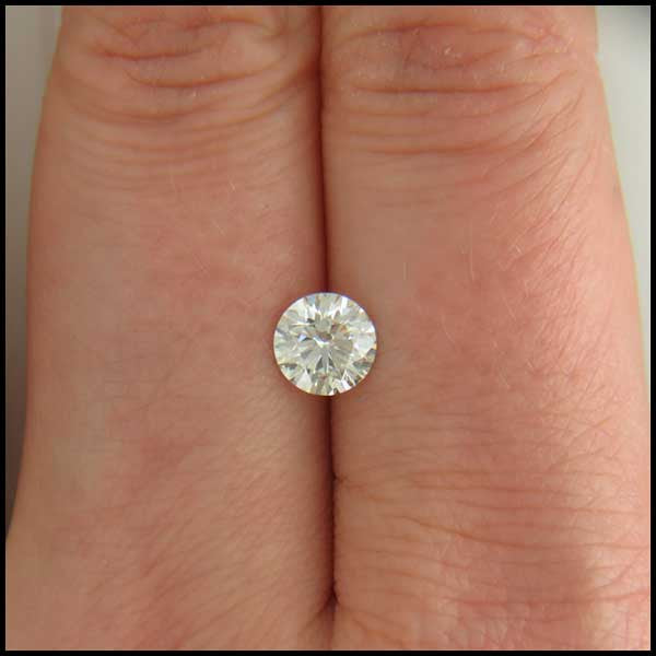 st   1.01ct Round Brilliant Diamond