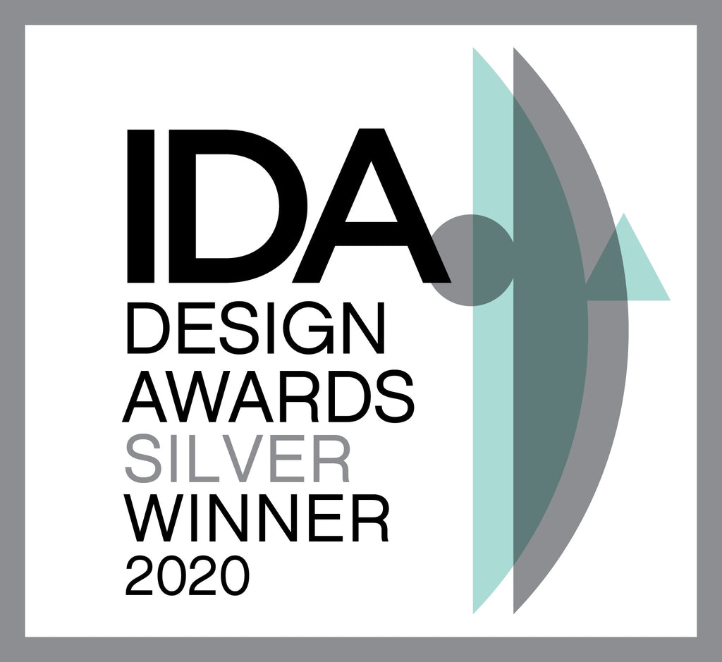 International Design Awards Silver Winner (IDA 2020)