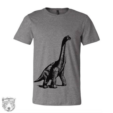 Mens DINOSAUR Vintage Soft T-Shirt  s m l xl xxl (+ Color Options)