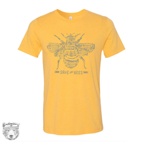 Mens SAVE The BEES T Shirt s m l xl xxl (+ Color Options)
