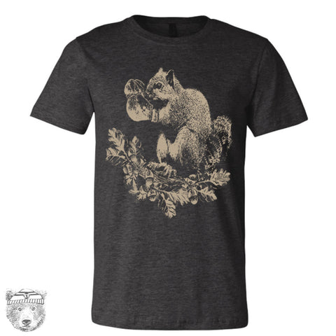 Mens Boxing SQUIRREL T Shirt s m l xl xxl (+ Color Options) - Zen Threads