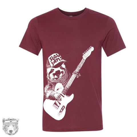Mens SLOTH 3 (Slow Jams) T Shirt s m l xl xxl (+ Color Options) - Zen Threads