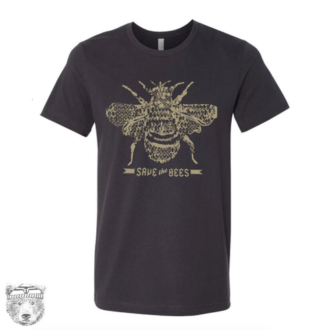 Mens SAVE The BEES T Shirt s m l xl xxl (+ Color Options) - Zen Threads