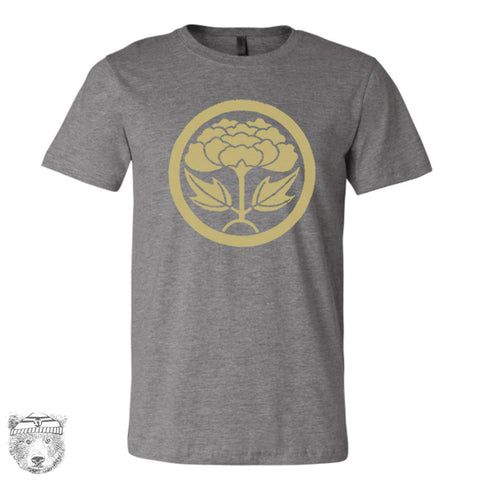 Mens LOTUS LOGO t shirt  s m l xl xxl (+ Color Options)